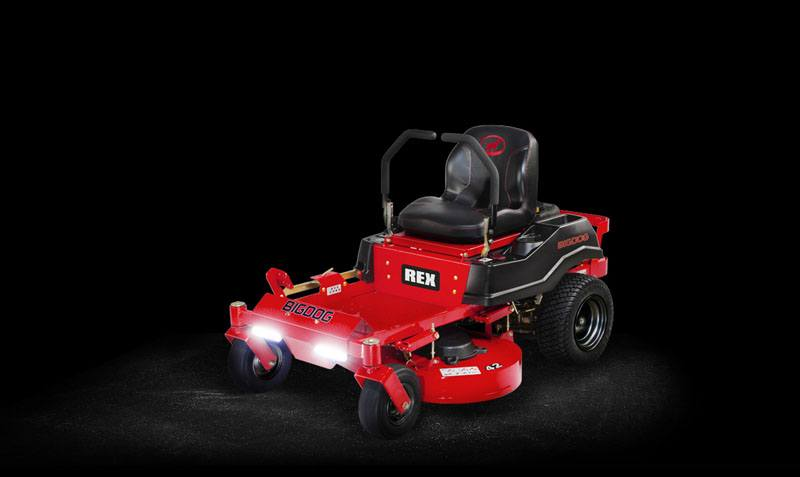 2020 Big Dog Mowers Rex 42 in. Briggs & Stratton 10.5 hp in West Monroe, Louisiana - Photo 2
