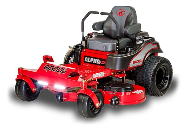 2020 Big Dog Mowers Alpha MP 60 in. Kawasaki FR730 24 hp in West Monroe, Louisiana - Photo 1