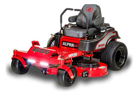2019 Big Dog Mowers Alpha MP 42 in. Kawasaki FR651 21.5 hp in West Monroe, Louisiana