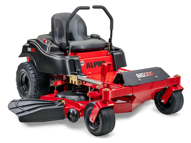 2021 Big Dog Mowers Alpha 42 in. Kawasaki FR600 18 hp in West Monroe, Louisiana - Photo 2