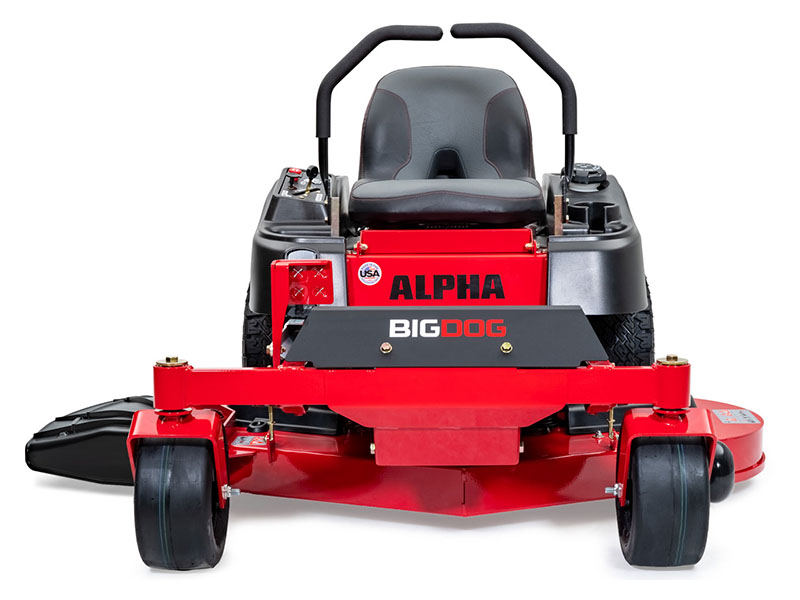 2021 Big Dog Mowers Alpha 42 in. Kawasaki FR600 18 hp in West Monroe, Louisiana - Photo 4