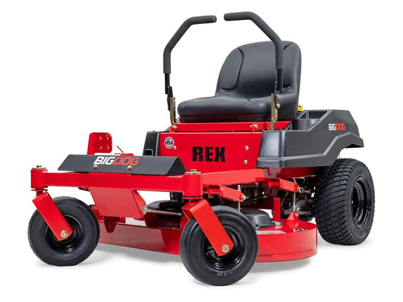 2021 Big Dog Mowers Rex 42 in. Briggs & Stratton 10.5 hp in West Monroe, Louisiana - Photo 1