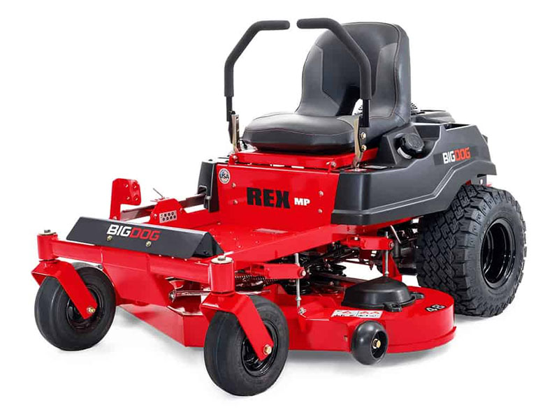 2021 Big Dog Mowers Rex MP 42 in. Kawasaki 15 hp in West Monroe, Louisiana