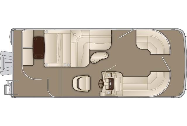 2015 Bennington 22 SSLDX in Round Lake, Illinois