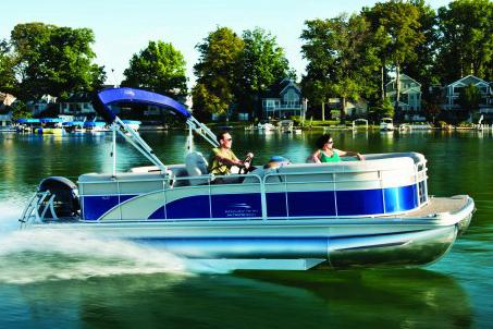 2015 Bennington 22 SSRX30 in Round Lake, Illinois