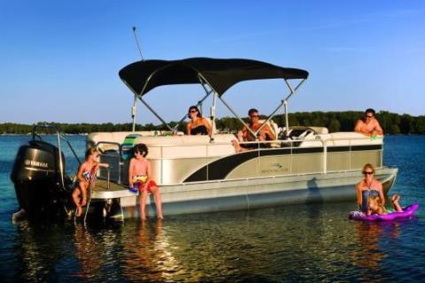 2015 Bennington 22 SSRX30 in Round Lake, Illinois