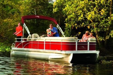 2015 Bennington 22 SSX in Round Lake, Illinois