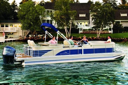 2015 Bennington 2550 GBR in Round Lake, Illinois