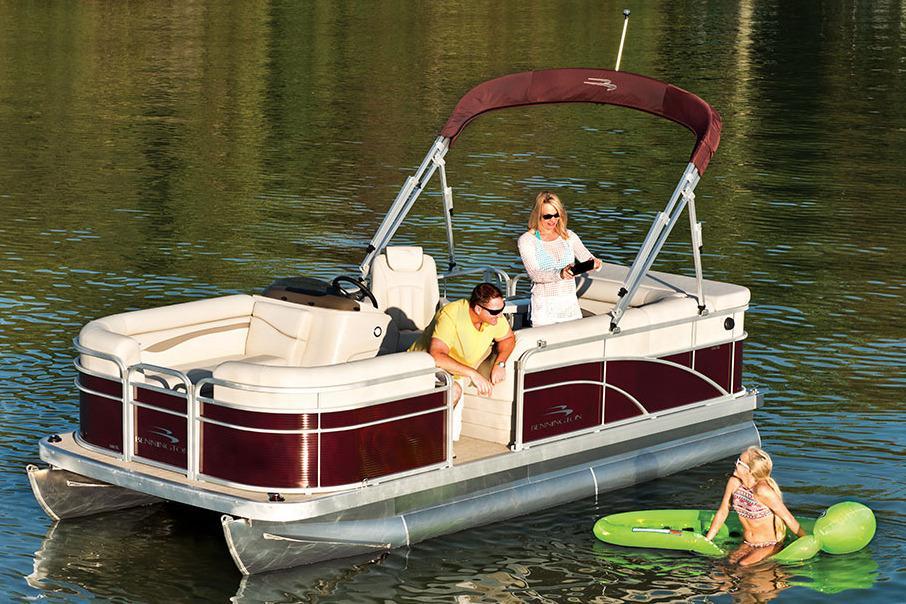 2016 Bennington 168 SL in Round Lake, Illinois