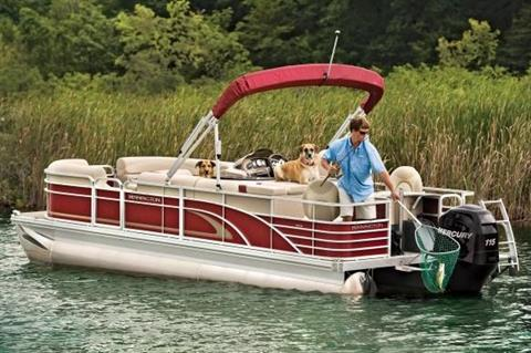 2016 Bennington 2075 GS in Round Lake, Illinois