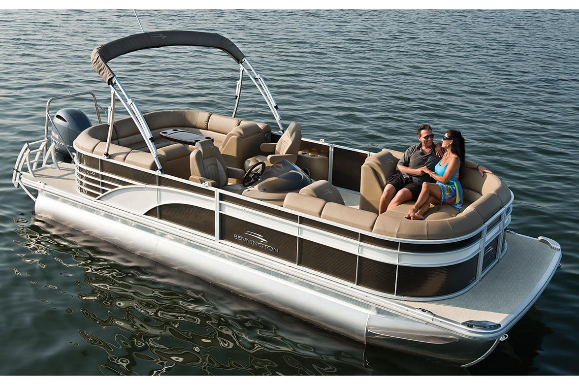 2016 Bennington 2250 GSR in Round Lake, Illinois