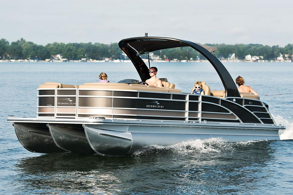 2016 Bennington 2550 RSR in Round Lake, Illinois