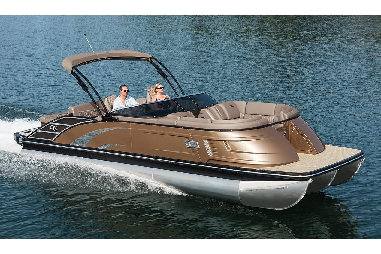 New 2019 Bennington Qx 25 Swingback I O Power Boats Inboard