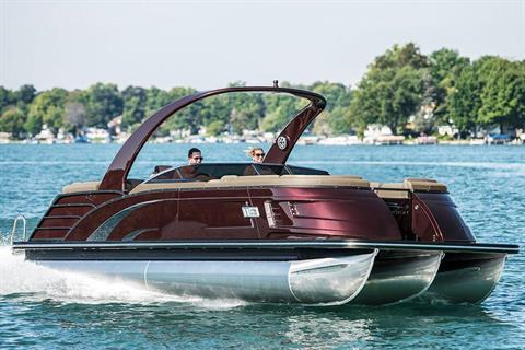 2019 Bennington QX 25 Fastback in Superior, Wisconsin - Photo 1