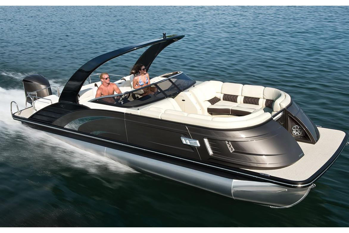 2019 Bennington QX 25 Stern Lounge in Superior, Wisconsin