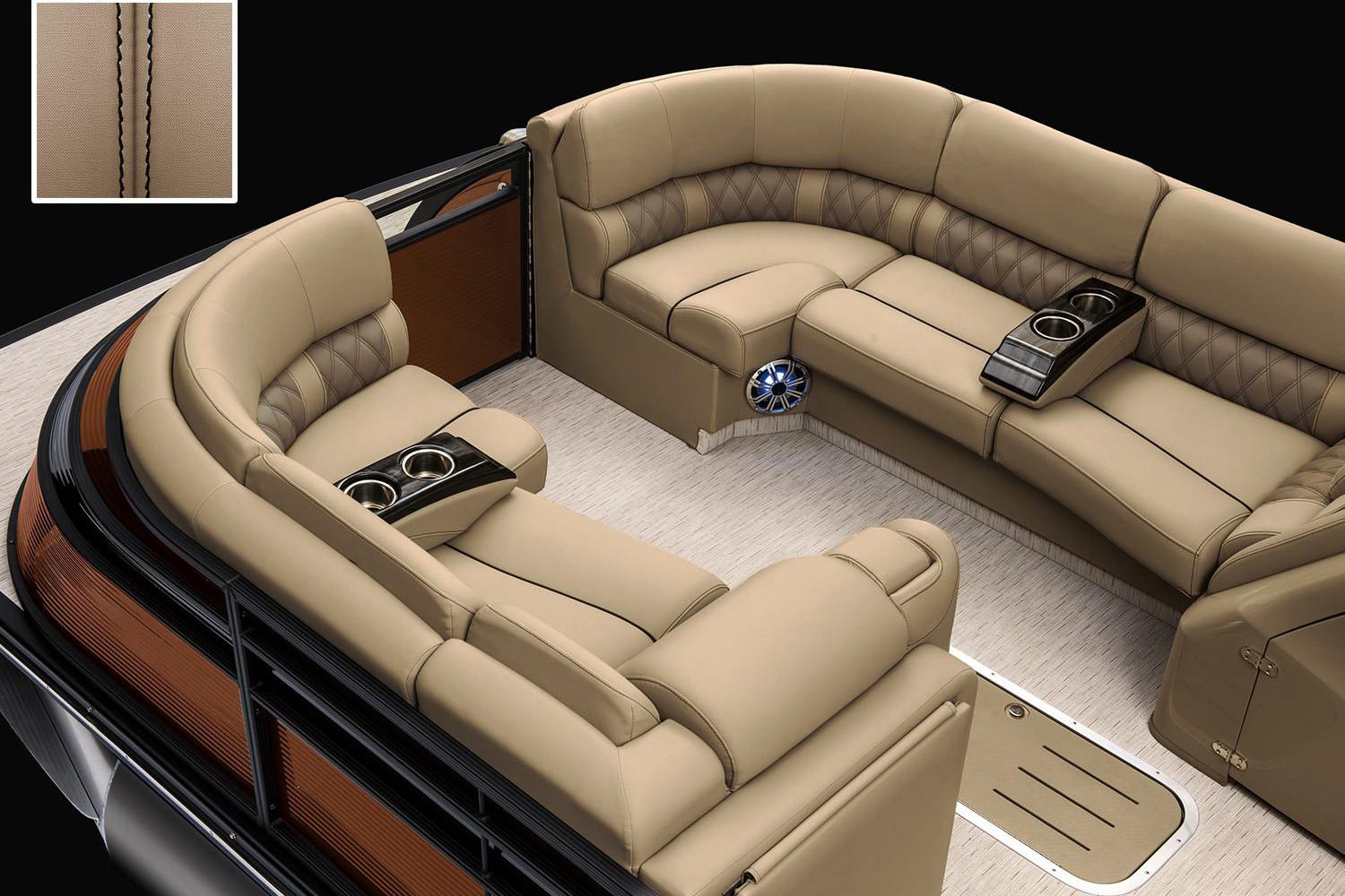 2019 Bennington Q 25 Sportback Stern Lounge in Albert Lea, Minnesota - Photo 4