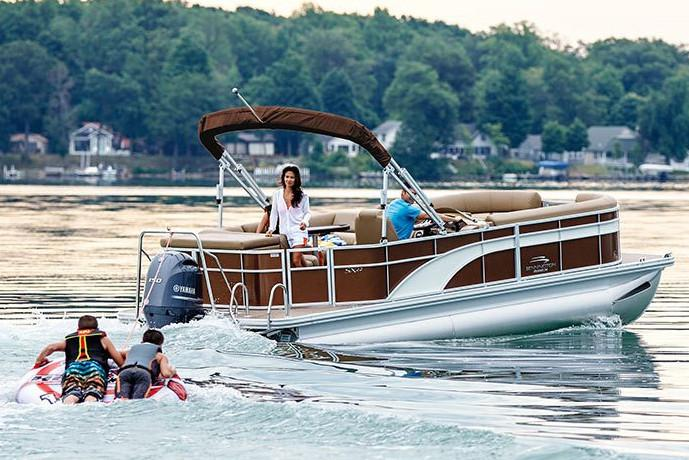2019 Bennington SX 22 Premium Cruise in Superior, Wisconsin - Photo 3