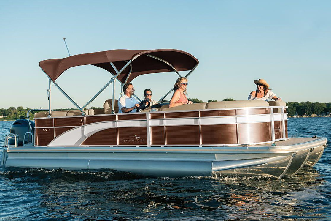 2019 Bennington SX 22 Stern Radius in Spearfish, South Dakota