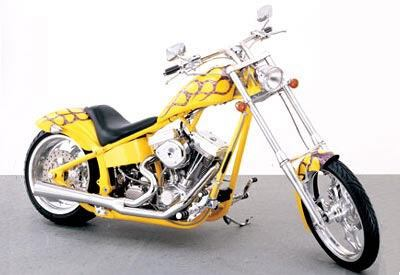 2003 Big Dog Motorcycles Chopper in Caledonia, Michigan