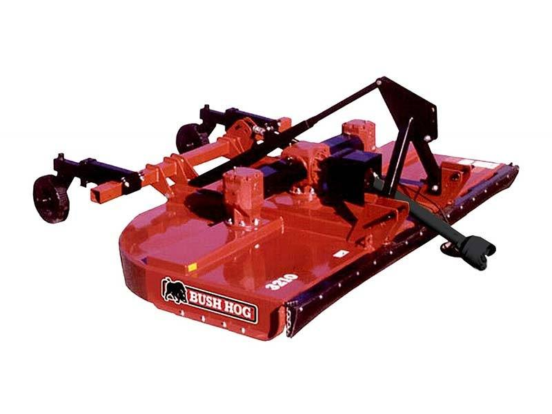 New 2016 Bush Hog 3210 Offset Pull Cutter Implements
