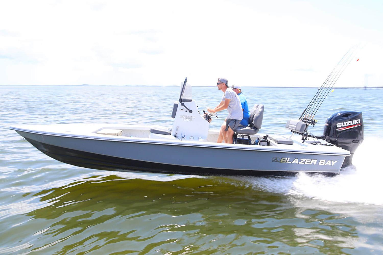 New 2019 Blazer Bay 2220 GTS Power Boats Outboard in Perry, FL