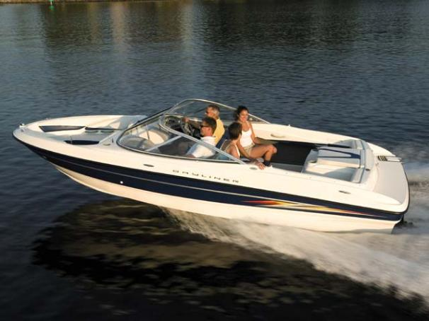2006 Bayliner 205 in Memphis, Tennessee