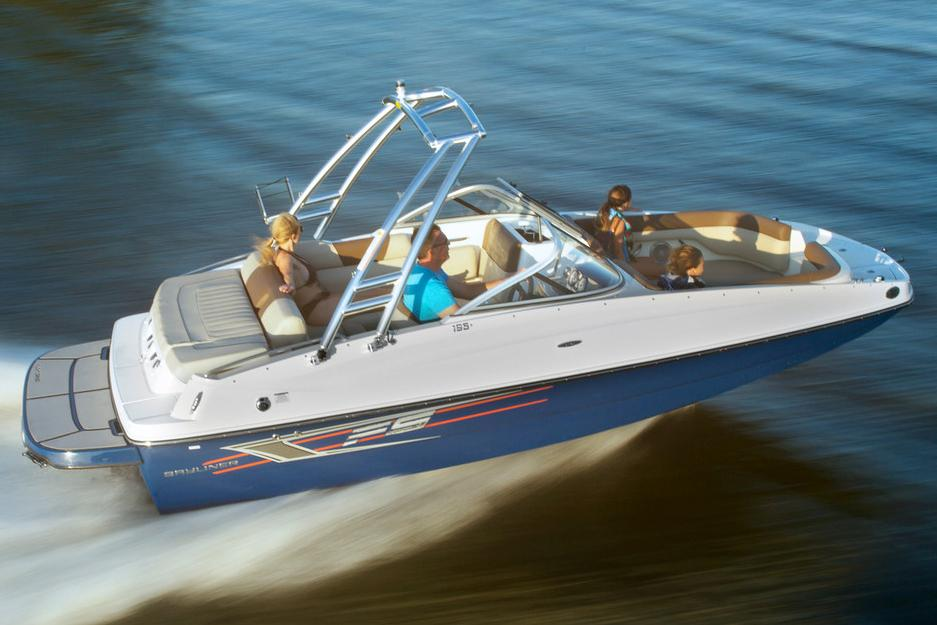 2016 Bayliner 195 Deck Boat in Amory, Mississippi