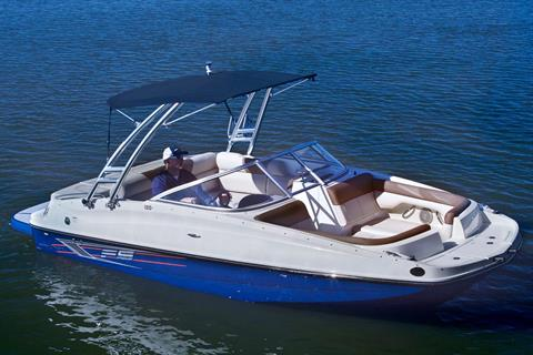 2017 Bayliner 195 Deck Boat in Amory, Mississippi