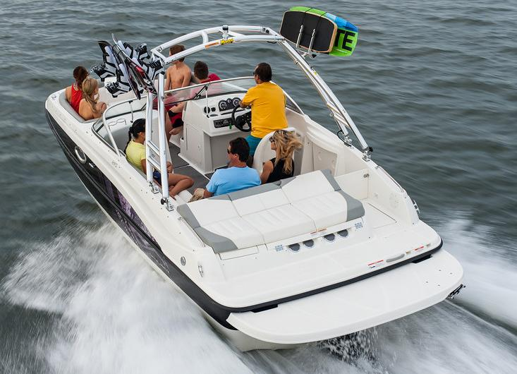 2017 Bayliner 215 Deck Boat in Fort Smith, Arkansas