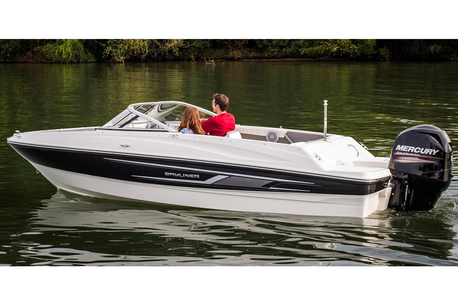 2017 Bayliner 180 Bowrider in Fort Smith, Arkansas