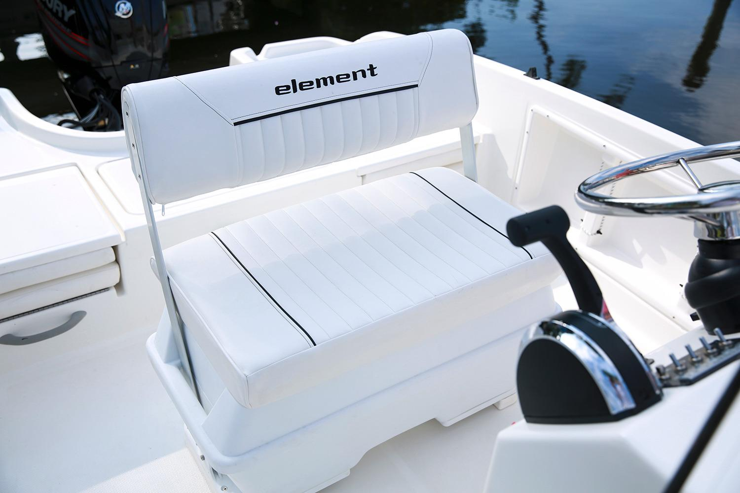 2017 Bayliner Element F18 in Kaukauna, Wisconsin