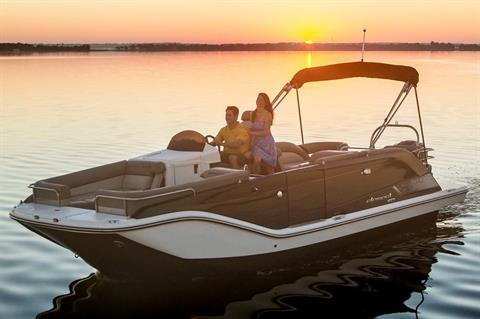 2017 Bayliner Element XR7 in Amory, Mississippi