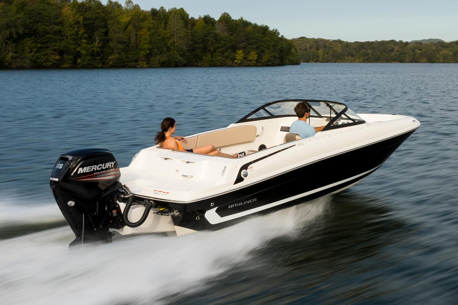 2018 Bayliner VR4 Bowrider OB in Amory, Mississippi - Photo 2