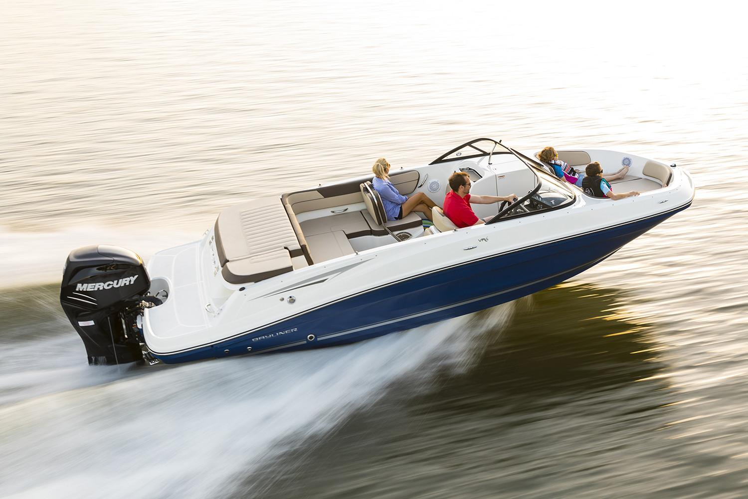 2018 Bayliner VR6 Bowrider OB in Fort Smith, Arkansas