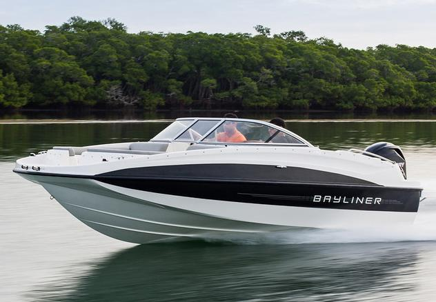 2018 Bayliner 190 Deck Boat in Amory, Mississippi - Photo 4
