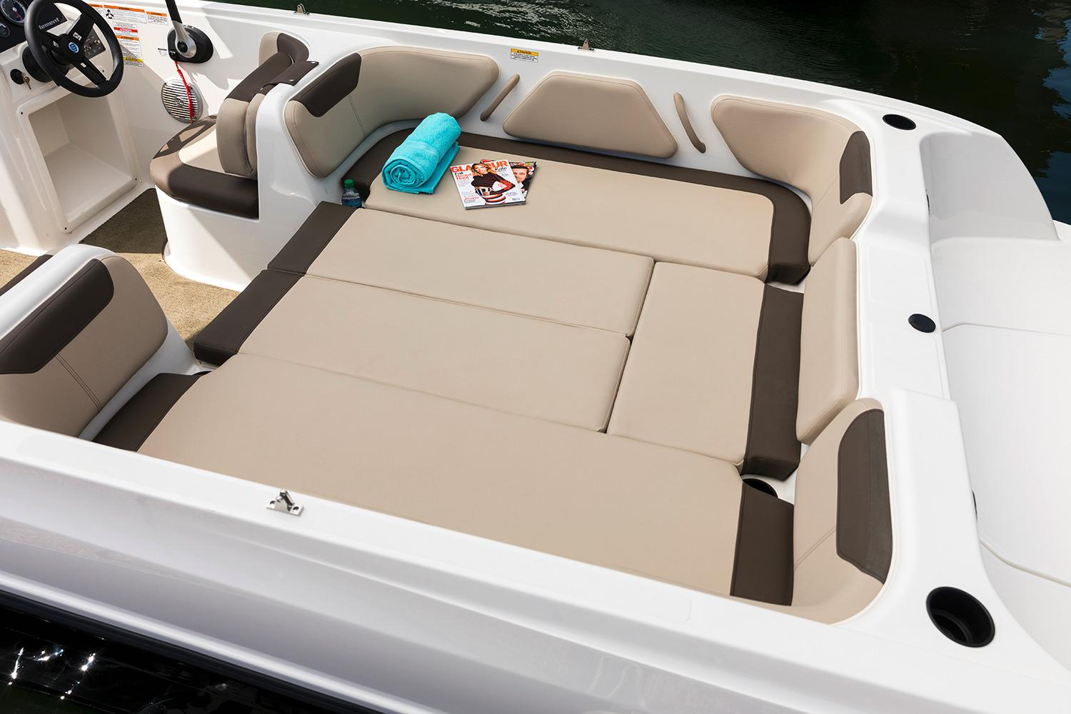 2018 Bayliner Element E21 in Amory, Mississippi
