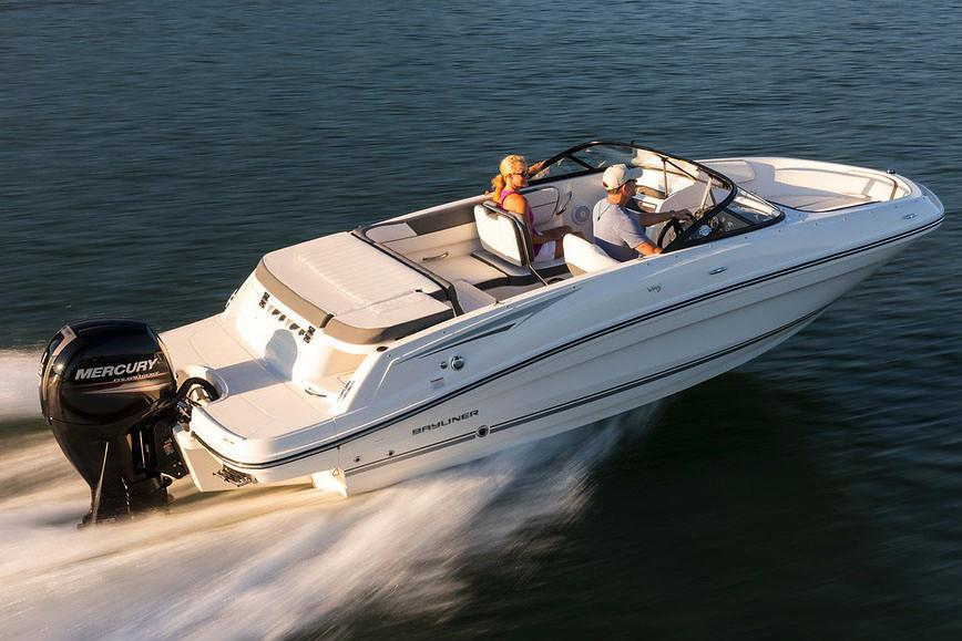 2019 Bayliner VR5 Bowrider OB in Lagrange, Georgia - Photo 1
