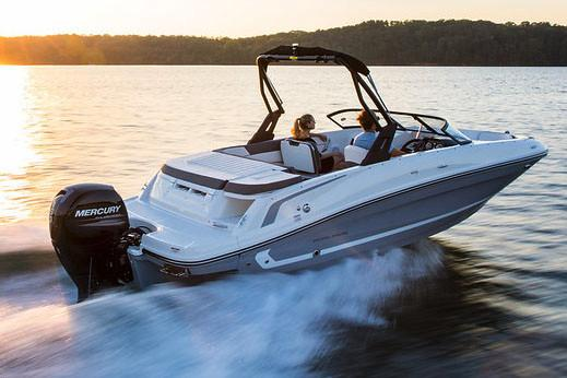 2019 Bayliner VR5 Bowrider OB in Lagrange, Georgia - Photo 3