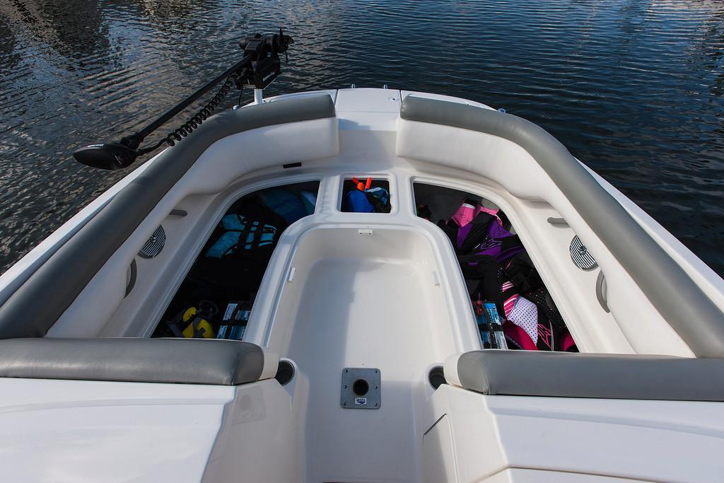 2019 Bayliner 210 Deck Boat in Lagrange, Georgia - Photo 7