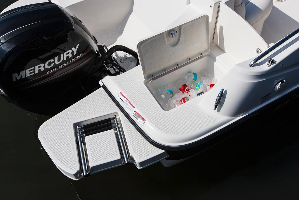 2019 Bayliner 210 Deck Boat in Lagrange, Georgia - Photo 17