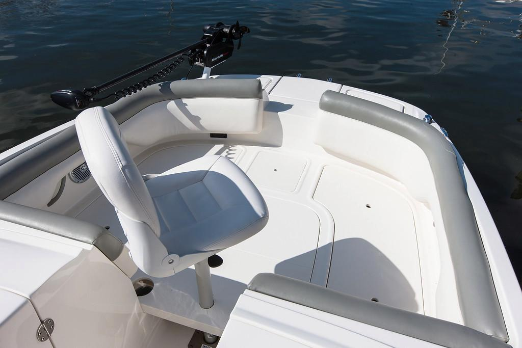 2019 Bayliner 210 Deck Boat in Amory, Mississippi - Photo 8