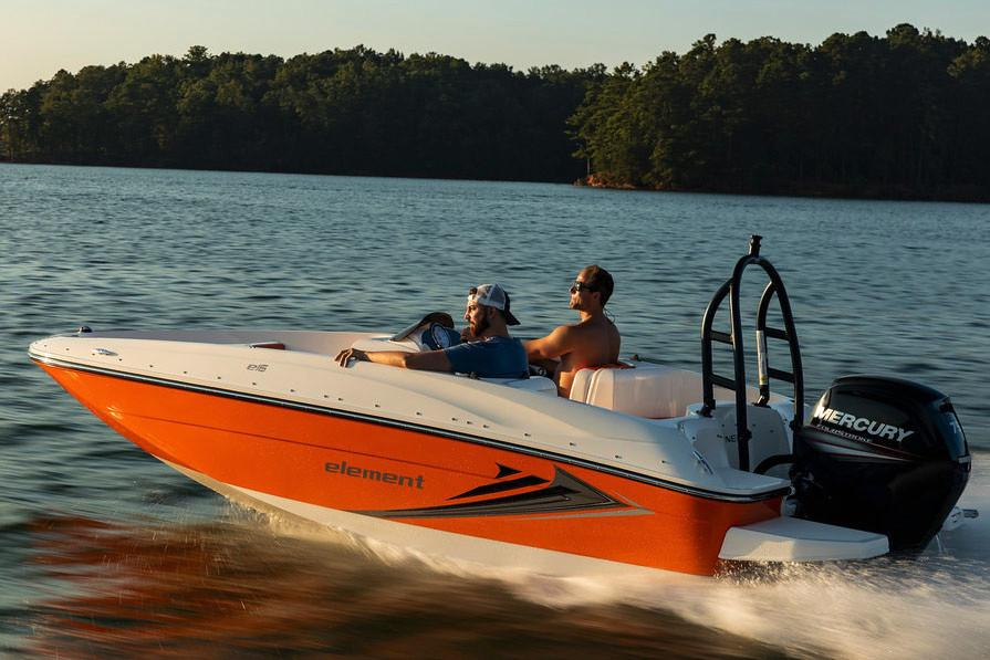 2019 Bayliner Element E16 in Lagrange, Georgia - Photo 3