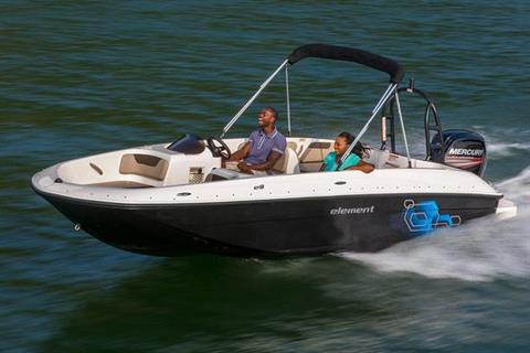 2019 Bayliner Element E18 in Kaukauna, Wisconsin