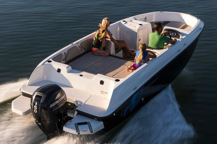 2019 Bayliner Element E21 in Kaukauna, Wisconsin - Photo 4