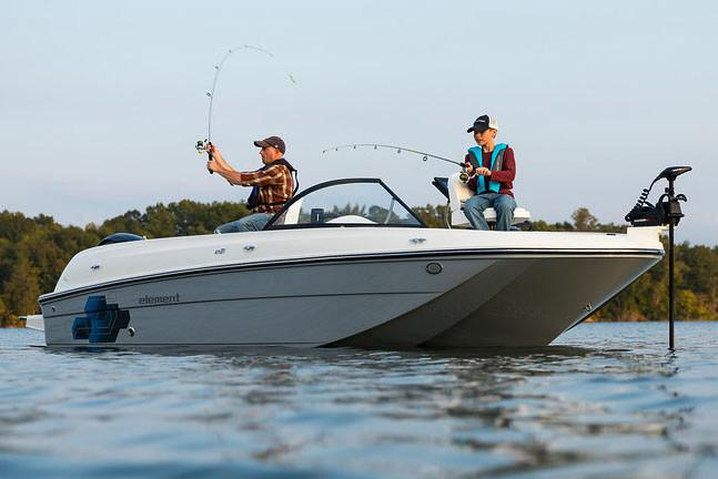 2019 Bayliner Element E21 in Kaukauna, Wisconsin - Photo 5
