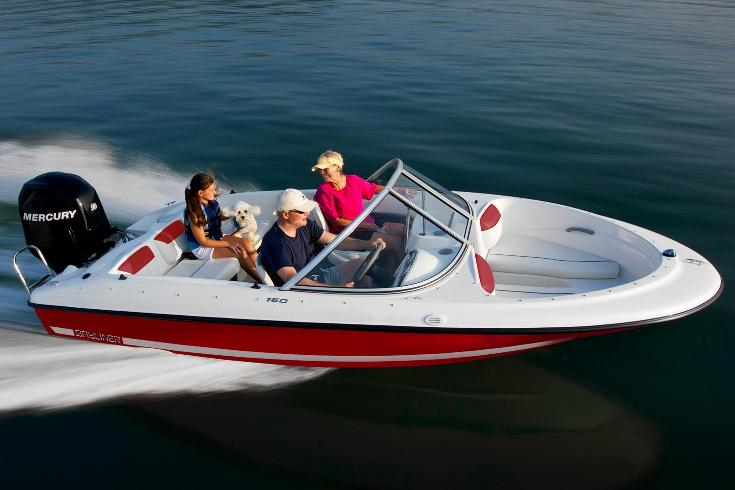 2020 Bayliner 160 Bowrider in Amory, Mississippi - Photo 1