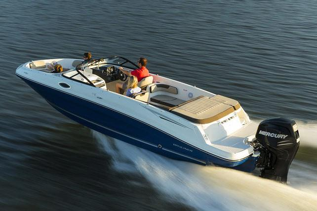 2020 Bayliner VR6 Bowrider OB in Lagrange, Georgia - Photo 1