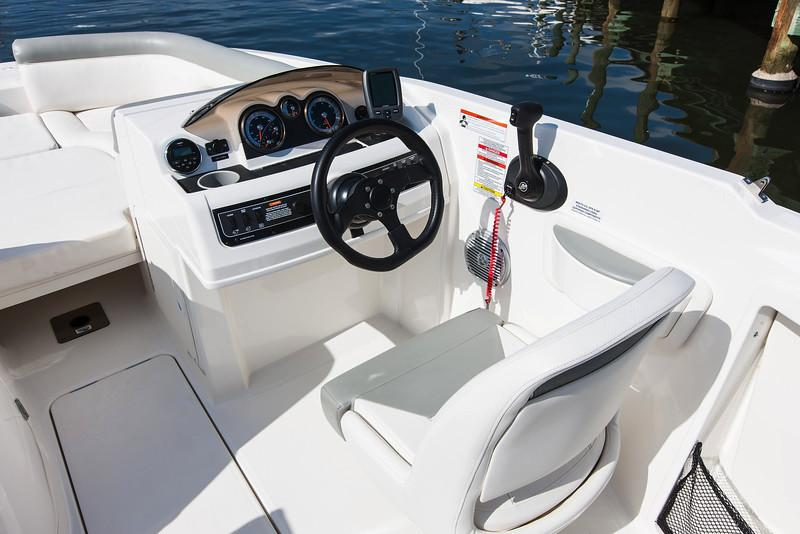 2020 Bayliner 210 Deck Boat in Kaukauna, Wisconsin - Photo 6