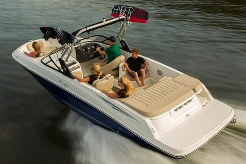 2021 Bayliner VR6 Bowrider I/O in Lagrange, Georgia - Photo 2