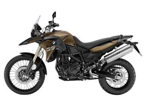 2014 BMW F 800 GS in Sioux City, Iowa